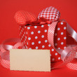 Love envelope — Stock Photo #8569154