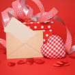 Love envelope — Stock Photo