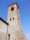 The old bell tower — Stock Photo