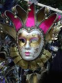 Maschera veneziana — Foto Stock