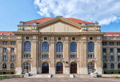 University of Debrecen — Stock Photo