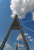 The Big pylon under construction — Stock Photo