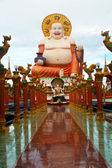 Happy Buddha — Stock Photo