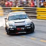Bangsaen speed festival — Stock Photo #8929637