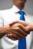 рукопожатие — Стоковое фото