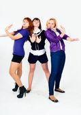Trois belles filles — Photo