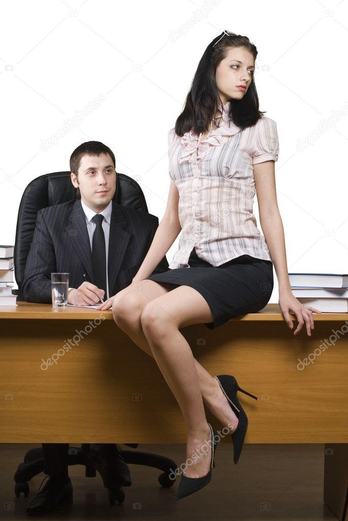 дочь секретарша фото