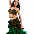 Belly dancer — Lizenzfreies Foto