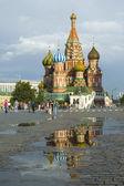 кафедральный собор кремля — Стоковое фото