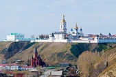 View at Tobolsk kremlin — Stock Photo