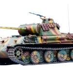 Постер, плакат: Panther tank