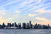 Vancouver downtown panoramic — Stock Photo