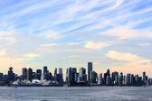 Vancouver downtown panoramic — Stock Photo
