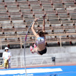 Pole vault competition — Stock Photo #10367858