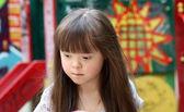 Retrato de muchacha joven hermosa — Foto de Stock