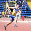 Stock Photo: Cherkasenko Andriy compete in high jump competition