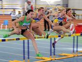 Ukainian T & F Championships — Stock Photo