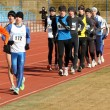 Постер, плакат: Boys at the 3 000 meters race walk