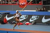 Yarisley Silva - Cuban pole vaulter — Stock Photo