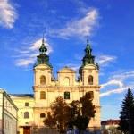 Постер, плакат: Church of St Mary Magdalene the house of organ music in Lviv