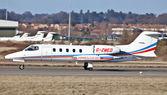 Aimed services jet plane — Stock Photo