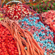 Royalty-Free Stock Photo: Market sweet stall