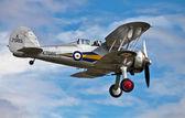 Gloster Gladiator biplane — Stock Photo
