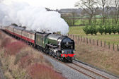 Tornado - Cathedrals Express — Stock Photo