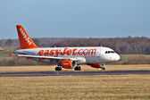 Low cost airlines — Stock Photo