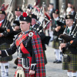 Pipes band — Stock Photo