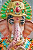 Diwali festival statue — Stock Photo