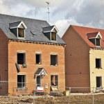 New build housing — Stock Photo #9849009