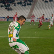 Borja García from match league Cordoba vs Girona — Stock Photo