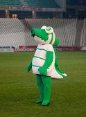 Koki pet of Córdoba during match league Cordoba vs Hercules — Foto de Stock