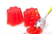 Strawberry jelly — Stock Photo
