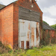 Stock Photo: Disused Barn
