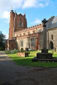 Igreja e guerra memorial — Foto Stock