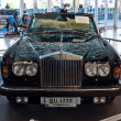 Classic car Rolls Royce Corniche display at Thailand Internation — Stock Photo