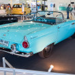 Stock Photo: Classic car Ford Thunderbird display at Thailand International m