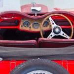 Vintage car MG TF display at Thailand International motor expo 2 — Stock Photo #9247222