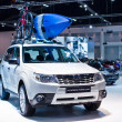 ������, ������: Subaru Forester on Display at Thailand International Motor Expo
