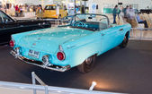 Classic car Ford Thunderbird display at Thailand International m — Stock Photo