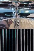 Логотипы классический автомобиль Роллс-Ройс Корниш отображения в Таиланд в — Стоковое фото