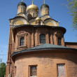 Stock Photo: Moscow. Cathedral of Znamenskiy Znamensky Monastery.