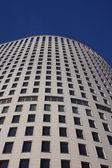 Moderní výšková budova betonu. — Stock fotografie