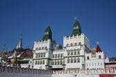 Russia, Moscow. Kremlin in Izmailovo. — Stock Photo