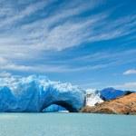 Perito Moreno glacier, patagonia, Argentina. — Foto de Stock   #8159607