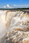 Iguazu şelaleleri. — Stok fotoğraf