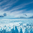 Stock Photo: Perito Moreno glacier, Argentina.