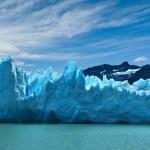 Perito Moreno glacier, patagonia, Argentina. — Stockfoto #9161503